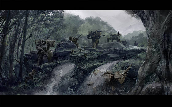 Front Mission: Hunting Party