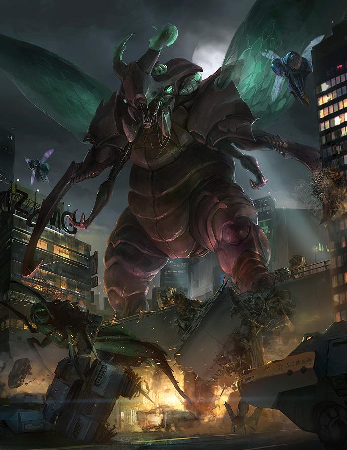 Monsterpocalypse: Swarm