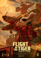 Flight Of The Tiger