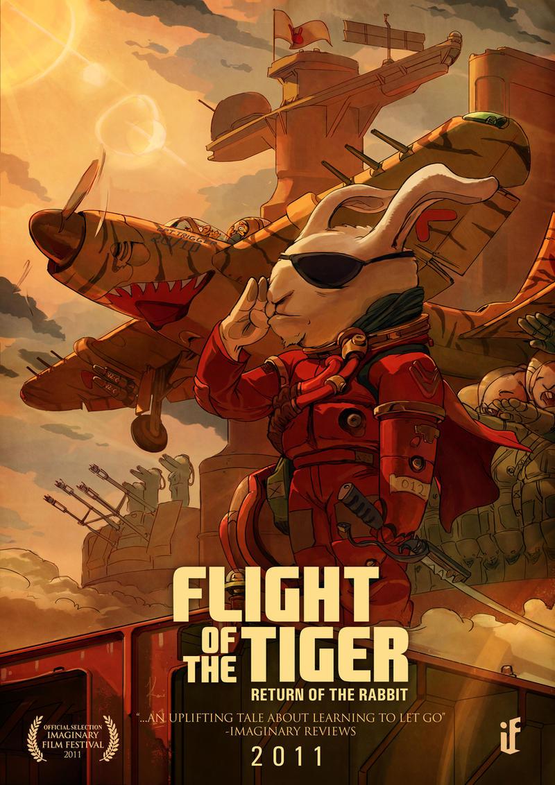 Flight Of The Tiger by ukitakumuki