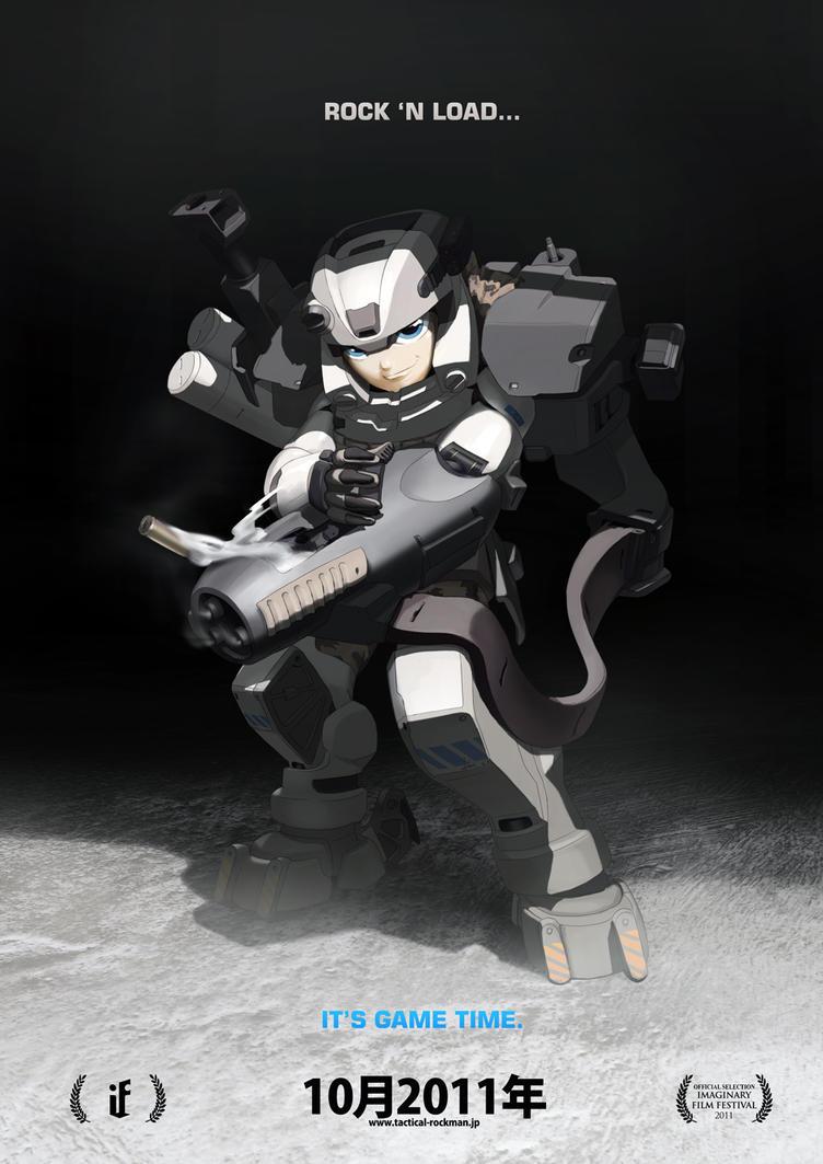 Heavy Rockman by ukitakumuki