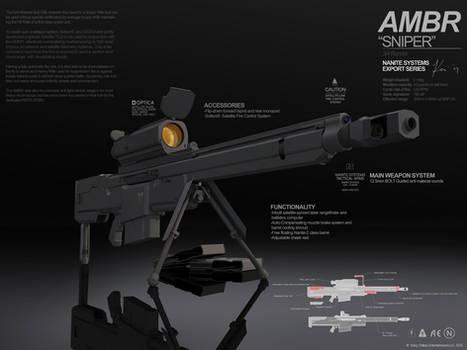 PLANETSIDE 2 Pre-Viz: AMBR Sniper