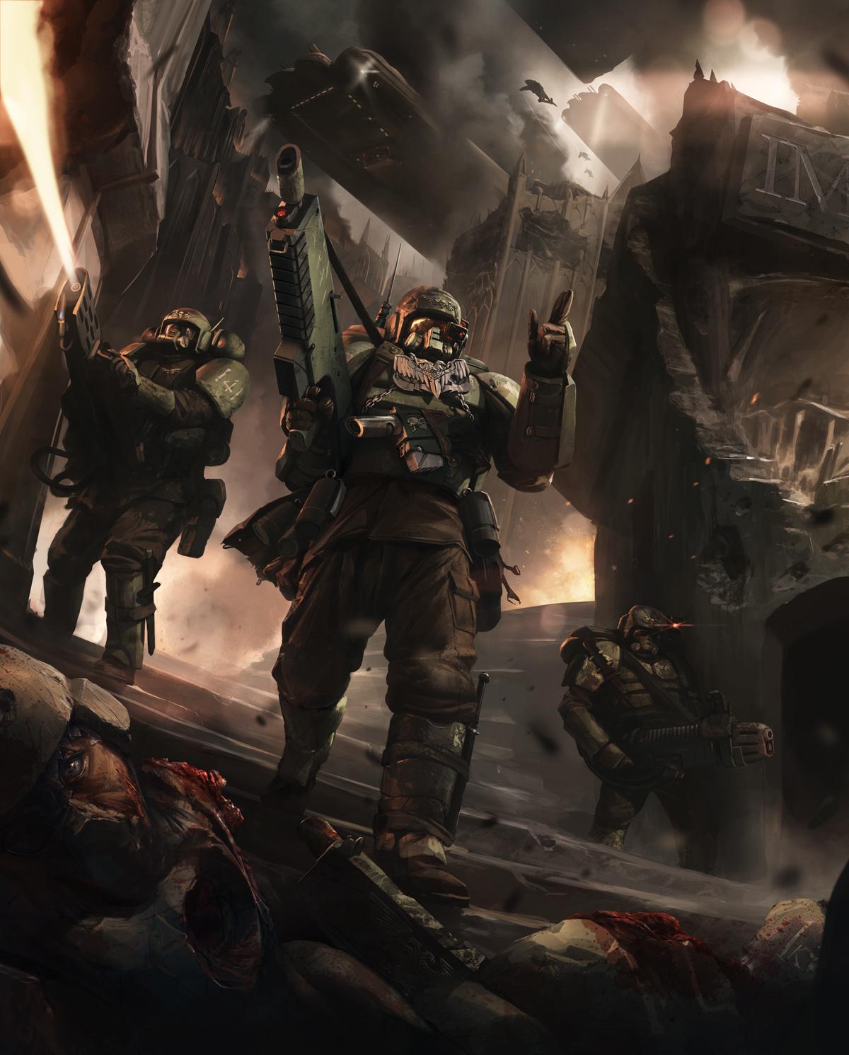 Only War: Hammer Of The Emperor by ukitakumuki