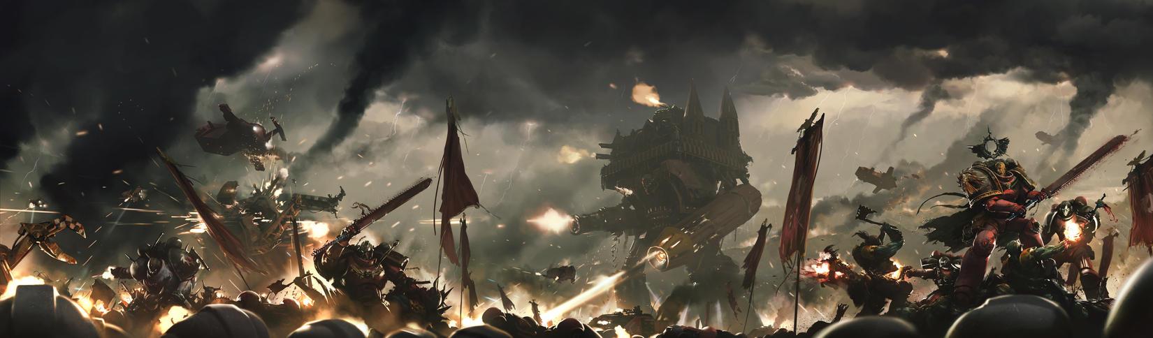Black Library: Blood in the Machine by ukitakumuki