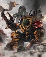 Only War: Enemies Of The Imperium by ukitakumuki