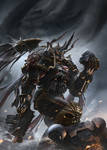 Games Workshop Codex: Black Legion