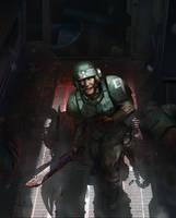 Only War: No Surrender by ukitakumuki