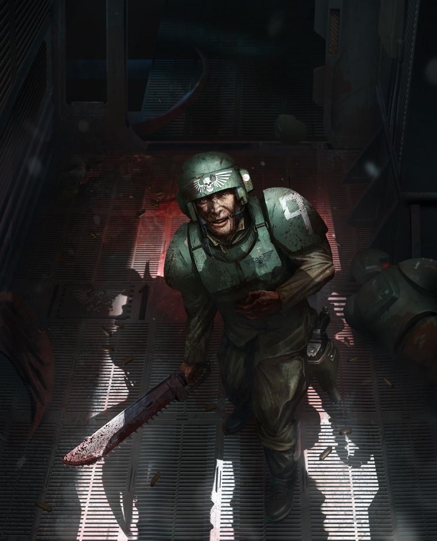 [W40K] Collection d'images : Space Marines du Chaos - Page 10 709869c659acffb373baece7b5d00582-d6lzjxz