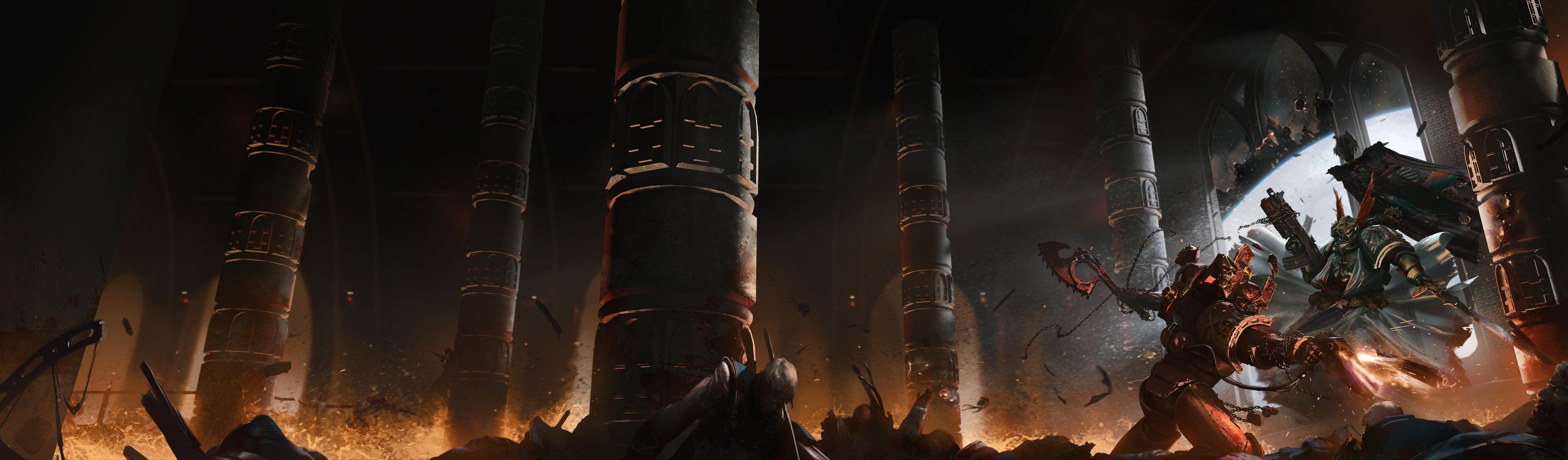 Warhammer 40k death company wallpaper - Black Library Trials Of Azrael By Ukitakumuki