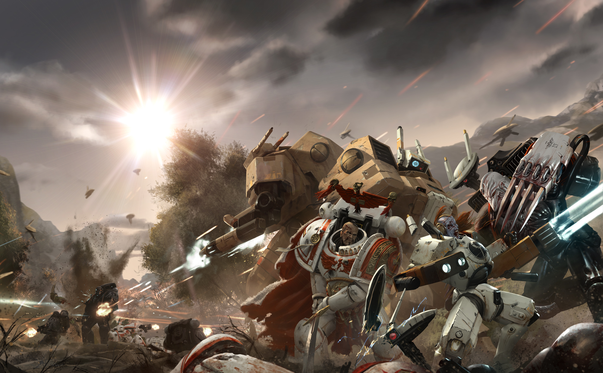 Black Library: Damocles