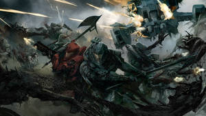 Edge of Tomorrow: Pitch Art 1  (2010) by ukitakumuki