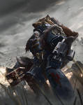 Games Workshop Codex: Champions of Fenris
