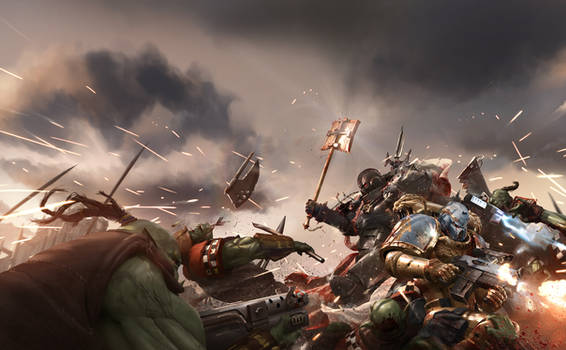 Black Library: Blood And Fire