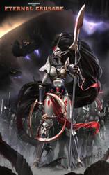 Eternal Crusade Promo Art: Jain Zar