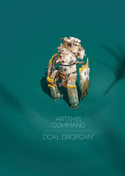 Sons Of Orion: DCA1 Dropcan