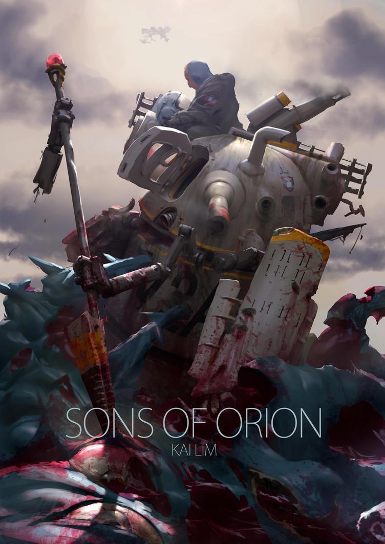SONS OF ORION by ukitakumuki
