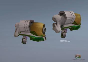 X-COMreboot Weapons SmallLauncher wip 110928