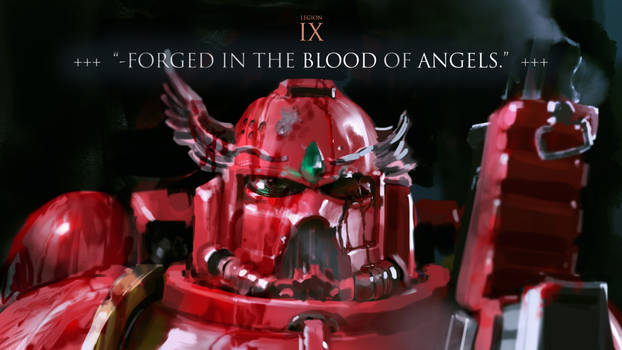 Forged In The Blood of Angels