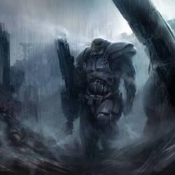 SWGTCG: Inquisitorium Dark Trooper