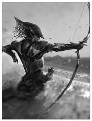 The Raven Tide by ukitakumuki