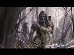Great Black Hunter