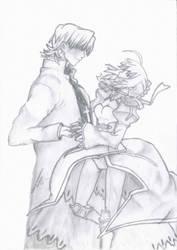 Waltz of Kirei and Nera by Tanshaydar