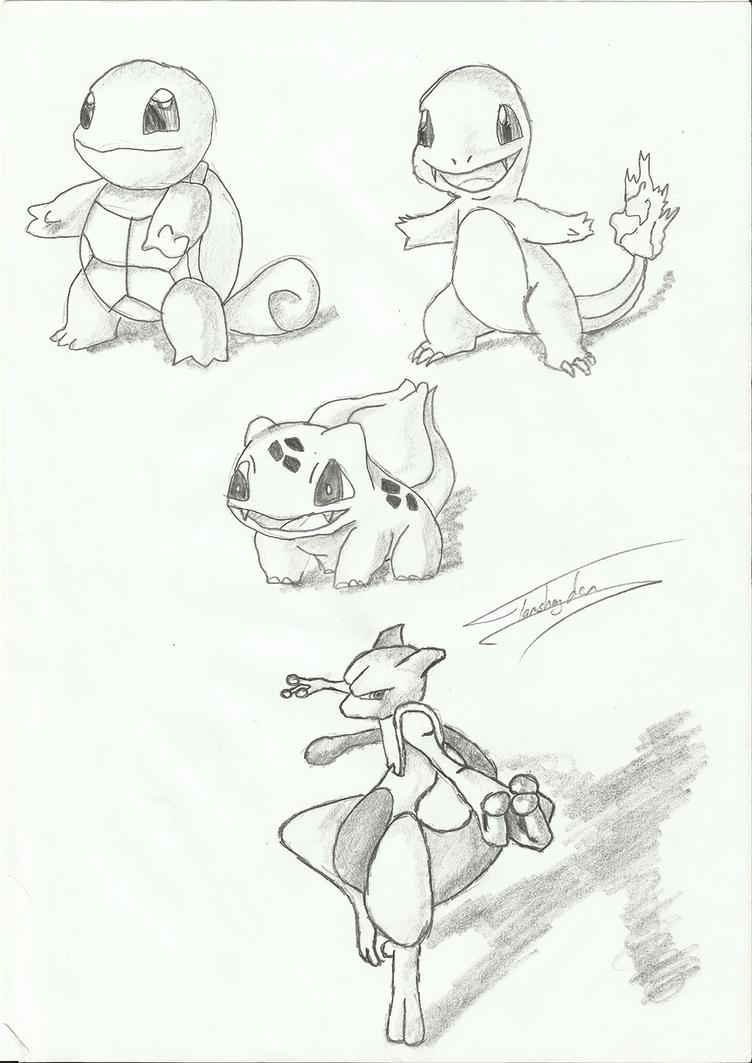 Pokemon by Tanshaydar