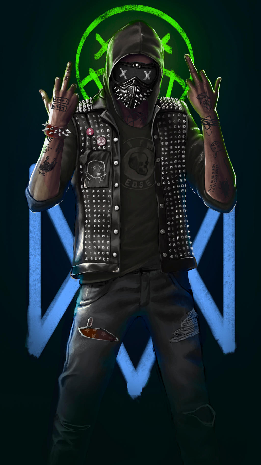 Is Wrench In Watch Dogs
