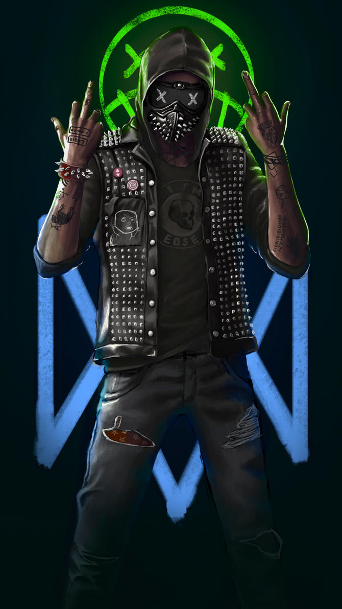 Watch Dogs  Characters Wrench