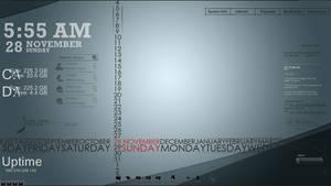 Desktop. by littlestdamnthings