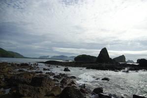 Pantai Batu? by littlestdamnthings