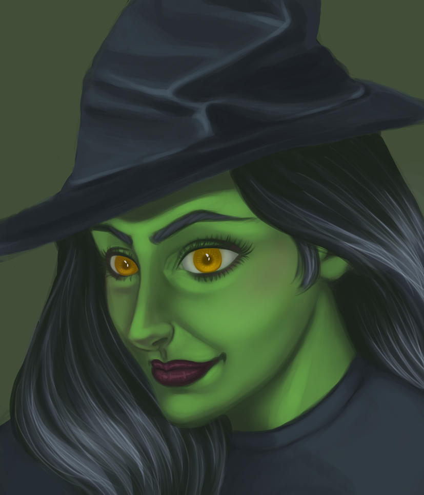 Elphaba by MuZzling