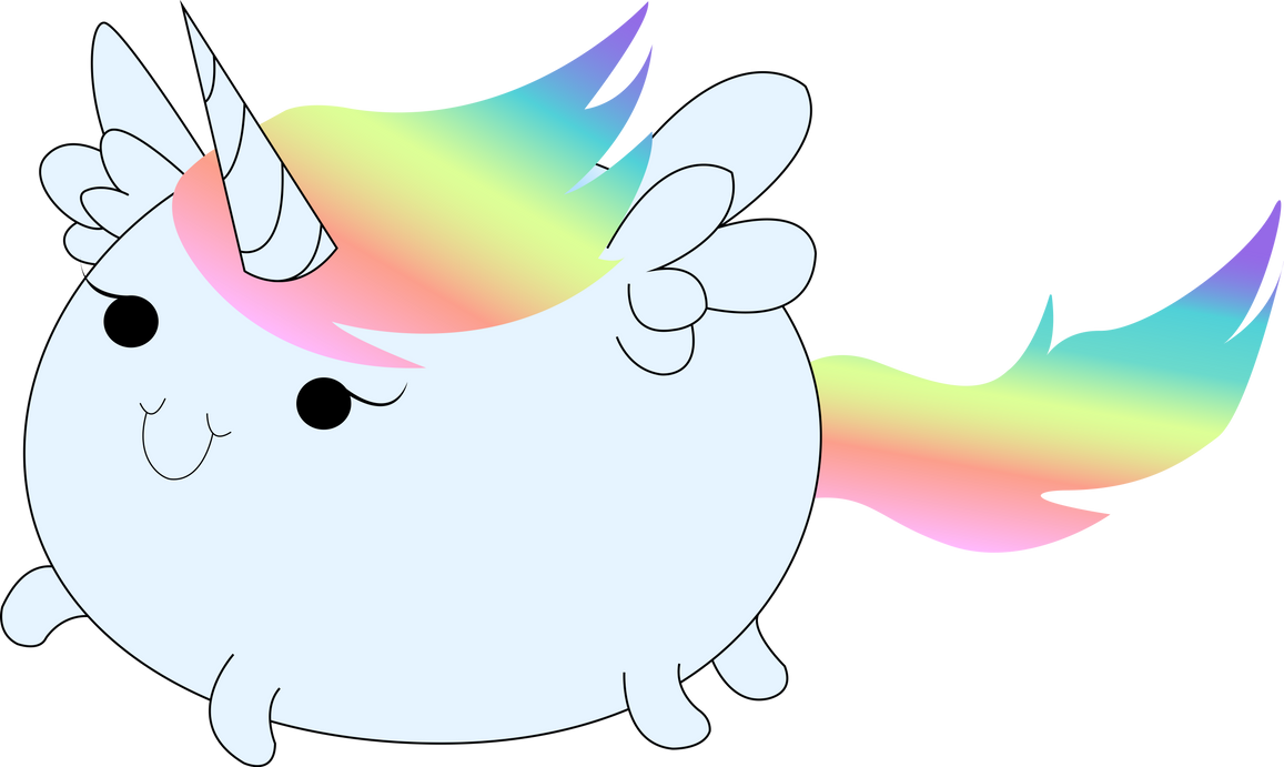 Cute Animated Unicorns To Draw