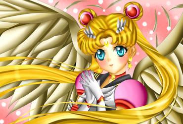 Sailor Moon by Eros-lanson
