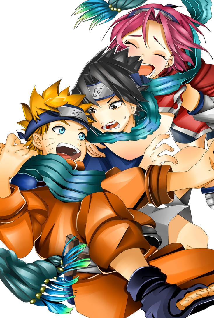 Team 7 by Eros-lanson