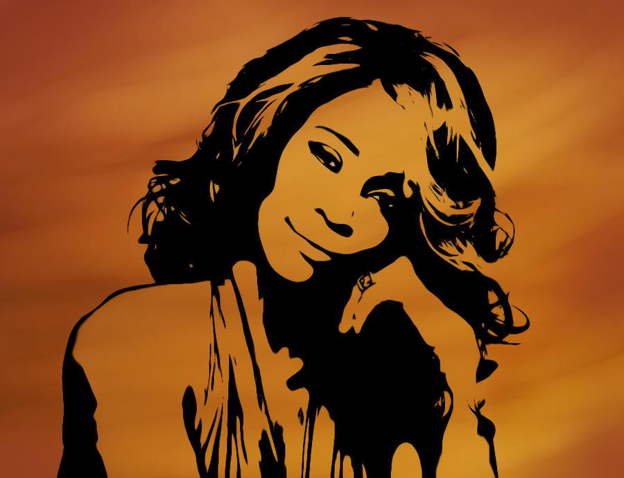 Whitney by danPagan