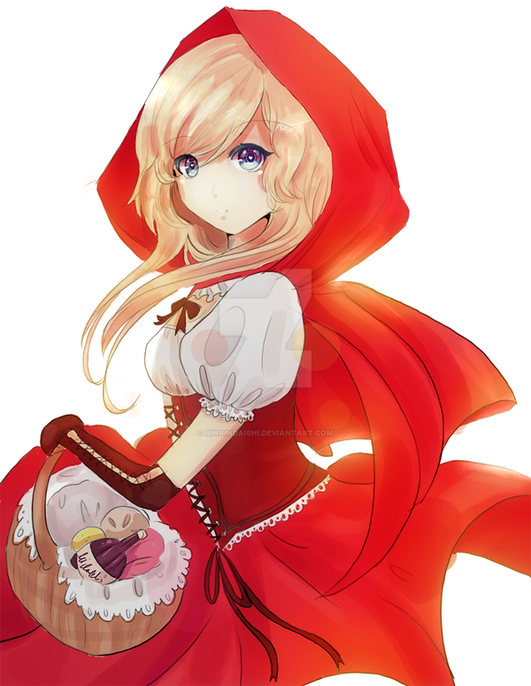 Red Riding Hood by RinRinDaishi