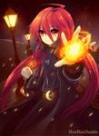 Shakugan no Shana- Don't play with fire