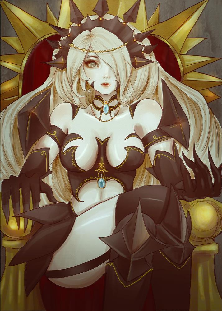 Magic Knight Contest- Demon by RinRinDaishi
