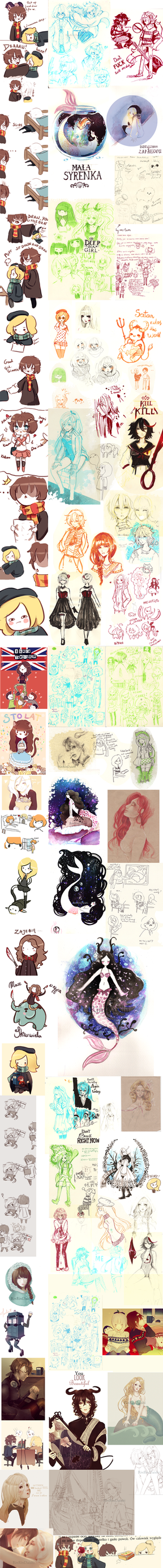 Sketch Dump5675476 by RinRinDaishi
