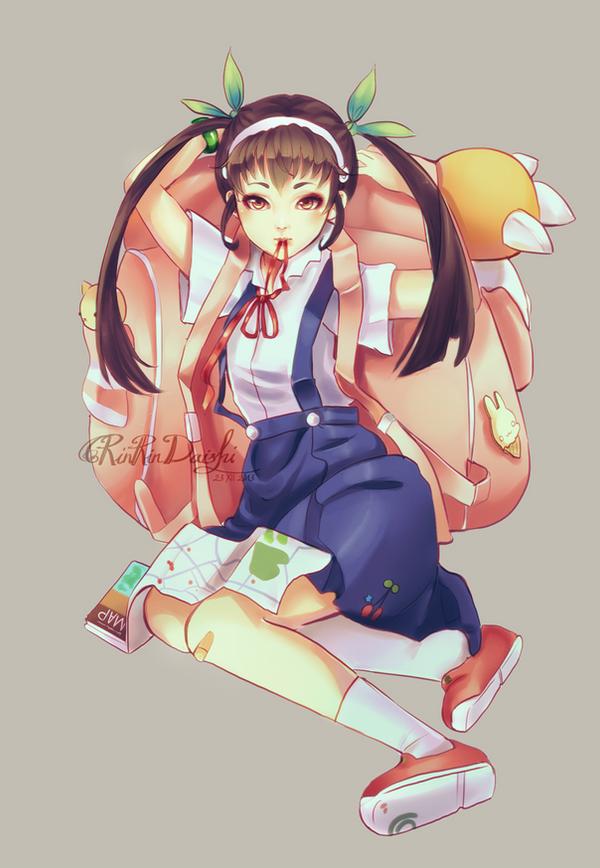 Hachikuji by RinRinDaishi