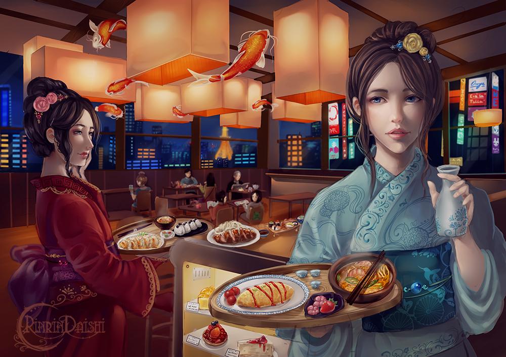 Traditional by RinRinDaishi