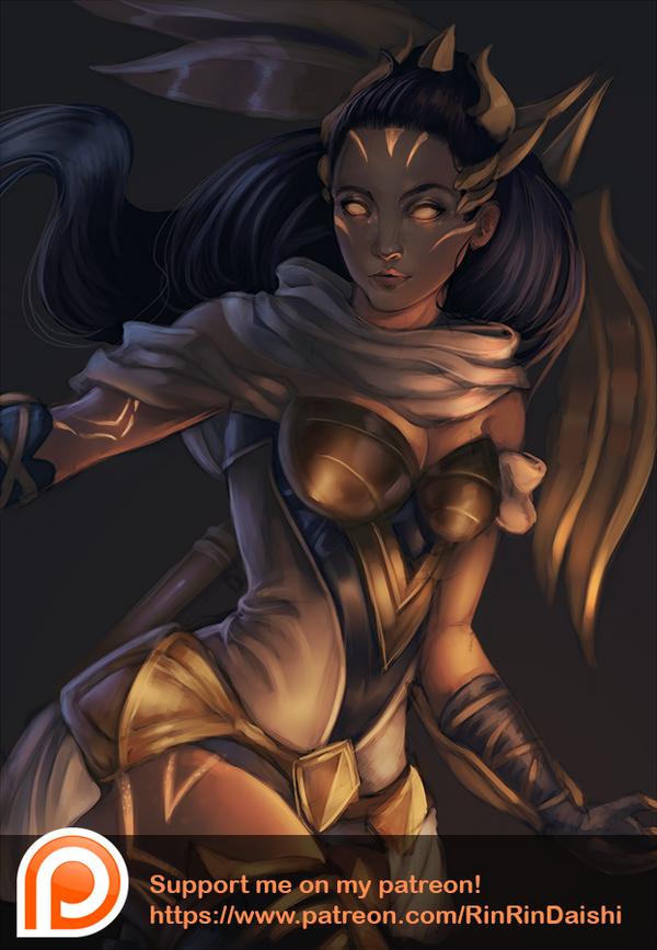 Arclight Vayne - Patreon by RinRinDaishi