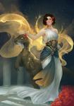 Goddess of Raptors