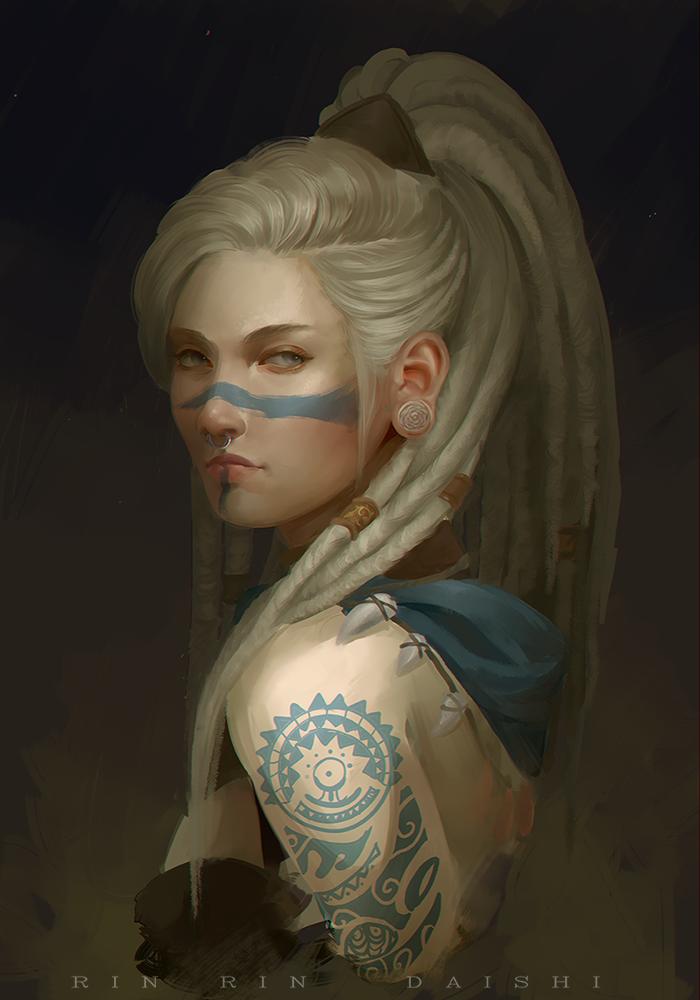 Yejide by RinRinDaishi