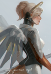 My guardian angel...