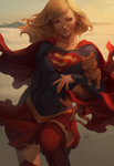 Supergirl Artgerm