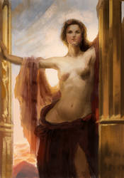 Gates of Dawn study by RinRinDaishi