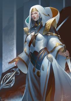 ARTTRA - Goddess of Creation