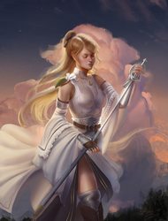 Sword by RinRinDaishi
